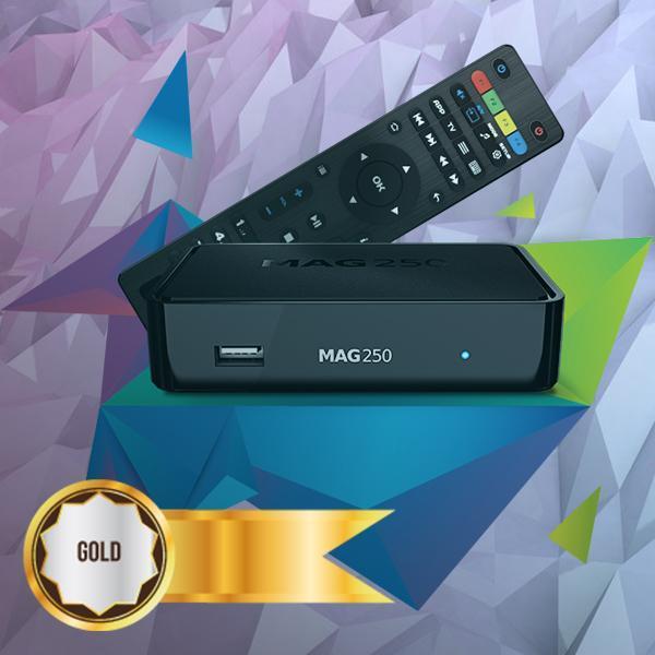 Gold Package MAG250 (6 Months) | Kanawat IPTV